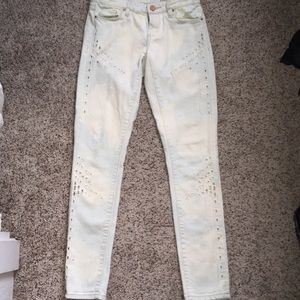Detailed jeans